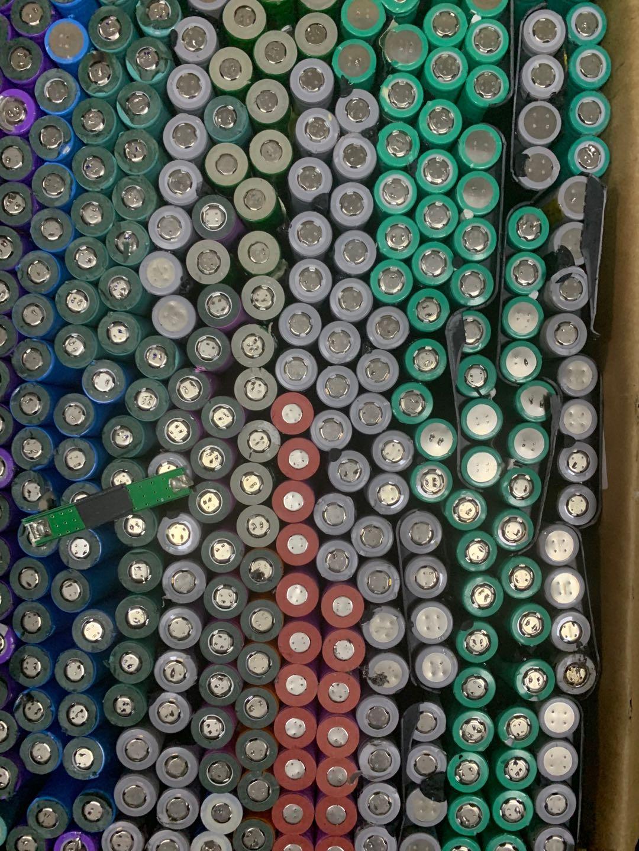 18650动力锂电池回收